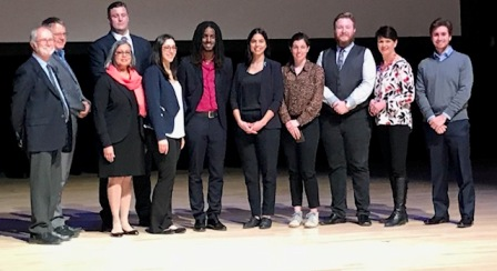 Top 5 in 3MT competition